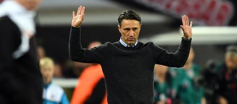 Eintracht-Trainer Kovac