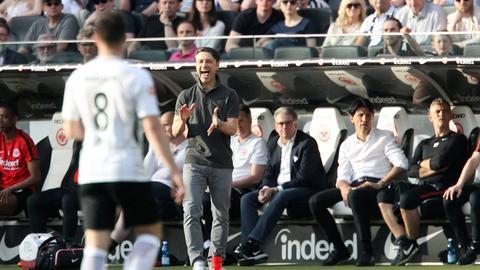 Kovac freut sich
