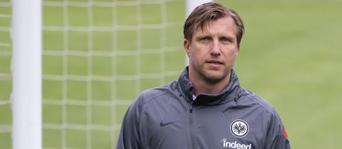 Eintracht-Sportvorstand Markus Krösche