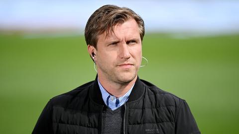 Markus Krösche, Sportvorstand von Eintracht Frankfurt.
