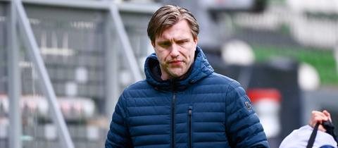 Markus Krösche Eintracht Frankfurt