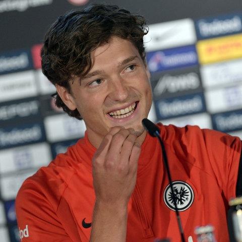 Sam Lammers Eintracht Frankfurt