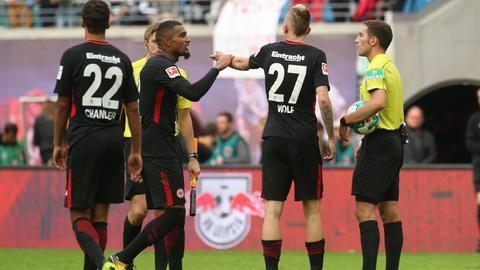 Eintracht in Leipzig