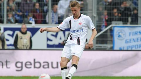 Maik Franz beim Spiel gegen Hoffenheim