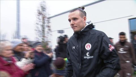 Meier bei St. Pauli vorgestellt