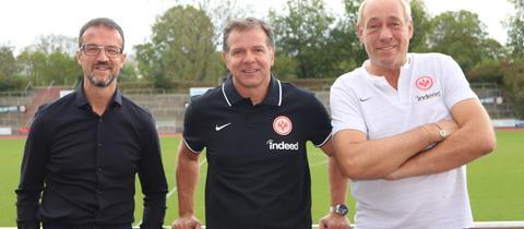 Andreas Möller bei der Eintracht