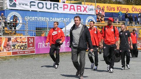 Eintracht Darmstadt Spieler