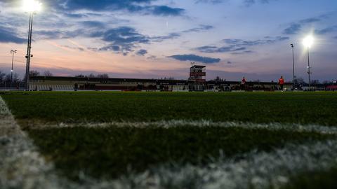 Die U19 des OFC und von Eintracht Frankfurt treffen in Dreieich aufeinander.