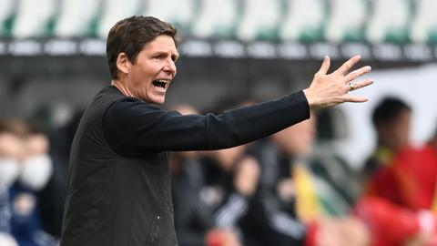 Oliver Glasner bei VfL Wolfsburg