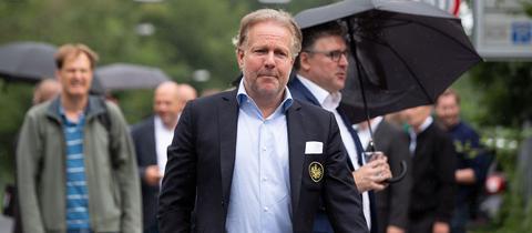 Eintrachts Aufsichtsratsboss Philip Holzer