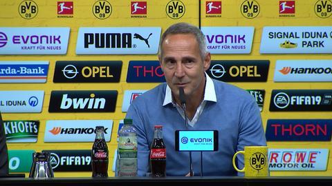 Eintracht PK nach Dortmund