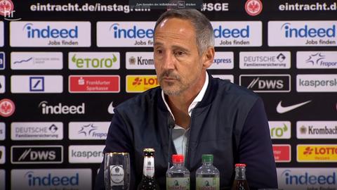 Eintracht PK nach Freiburg
