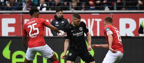 Rebic gegen Mainz