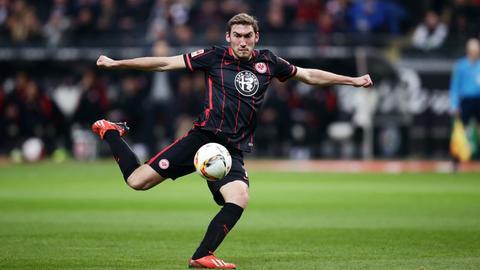 Stefan Reinartz am Ball