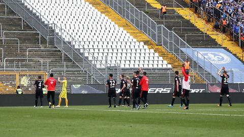 Rhode-Storch Eintracht Applaus Darmstadt