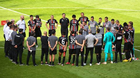 Marco Russ Eintracht Frankfurt Paderborn