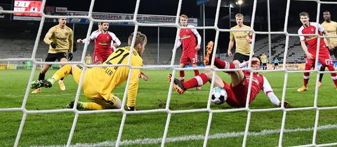 Keven Schlotterbeck SC Freiburg Eintracht Frankfurt