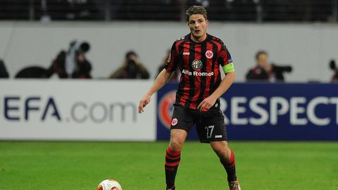 Pirmin Schwegler in der Europa-League-Saison 2013/2014