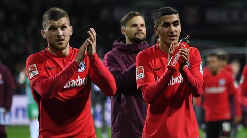 Wer ersetzt Marco Fabián gegen den FC Augsburg?