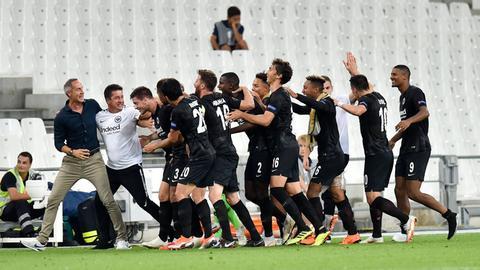 Eintracht Marseille Eindrücke