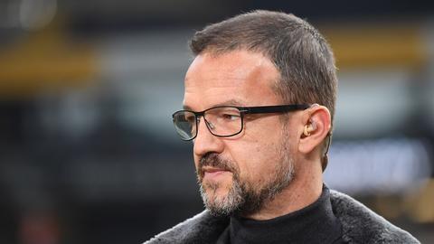 Eintracht-Sportvorstand Fredi Bobic sorgt sich in der aktuellen Lage.