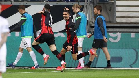 Eintracht Frankfurt FC Augsburg