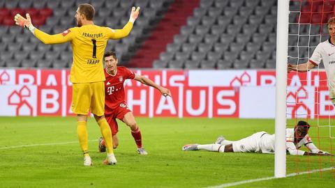Eintracht Frankfurt Bayern München