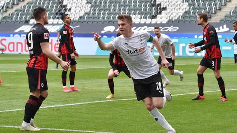 Eintracht Frankfurt Borussia Mönchengladbach