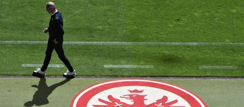Eintracht-Trainer Adi Hütter ist weg. Wer folgt auf den Österreicher?