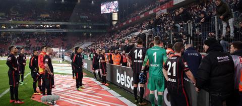 Eintracht Fans Köln
