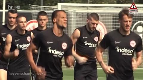 Eintracht-Training