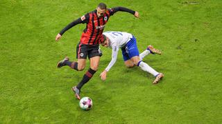 Eintracht Frankfurt Schalke 04 Djibril Sow