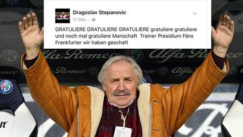 Eintracht Frankfurt Stepanovic