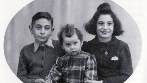 Helmut Sonneberg und Familie.