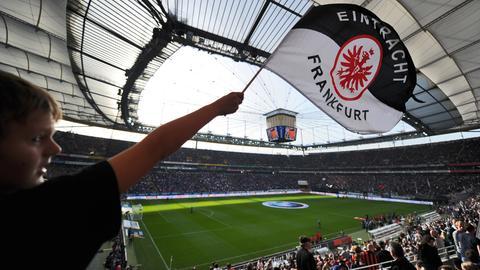 Eintracht Stadion Fans