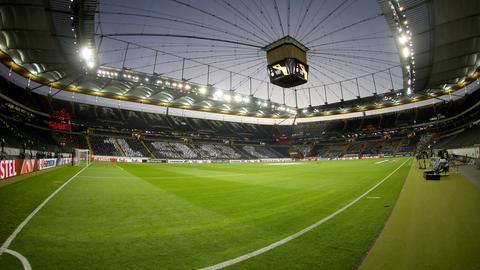 Stadion der Eintracht