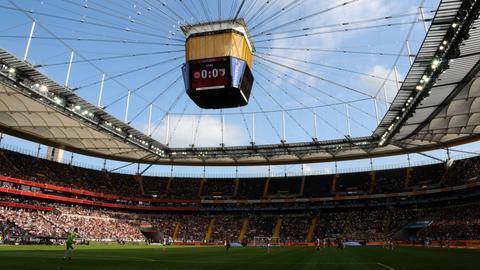 Kann die Frankfurter Eintracht die Commerzbank-Arena tatsächlich kaufen?