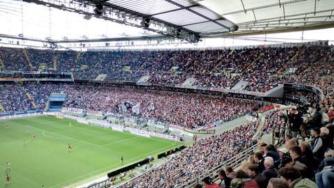 Stadionausbau Frankfurt