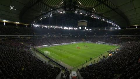 Eintracht gegen Salzburg