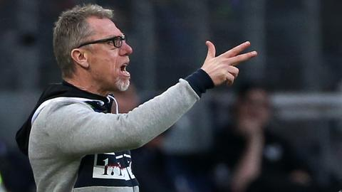 Köln-Coach Peter Stöger