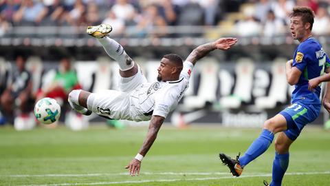 Kevin-Prince Boateng im Spiel gegen Wolfsburg