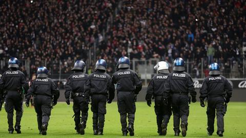 Storch Eintracht Fans
