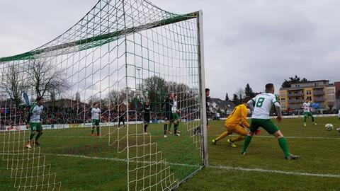 Eintracht Test Haibach