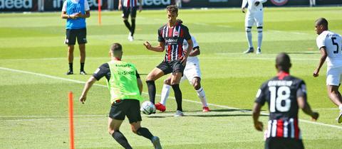 Lucas Torró will sich im engen Konkurrenzkampf behaupten.