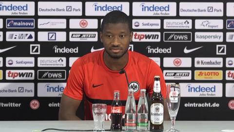 Almamy Toure Eintracht Frankfurt still