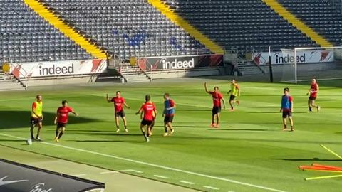 Eintracht Training