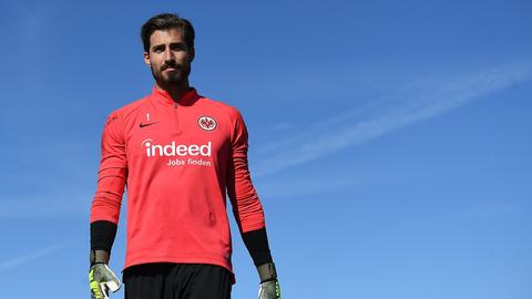 Eintracht-Keeper Kevin Trapp in Florida