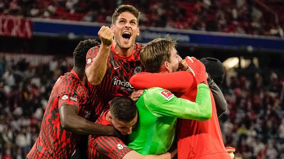 Eintracht-Sieg in München: Trapp, der Matchplan und das Doppelherz