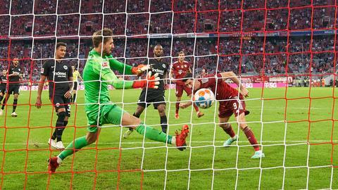 Trapp hält gegen Lewandowski