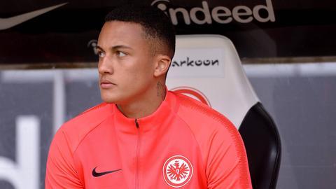 Tuta, Profi von Eintracht Frankfurt.